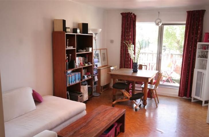 Gorgeous, quiet 1-bed in zone 1, Borough - Lontoo - Huoneisto
