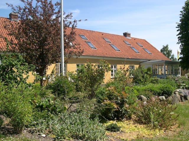 Bondegård  3 km fra kyst Djusland - Balle - Casa