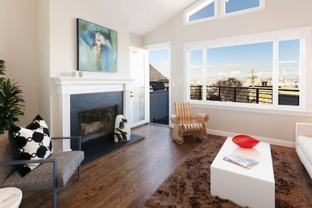 Our Castro Home - Best view in San Francisco! - サンフランシスコ - 一軒家