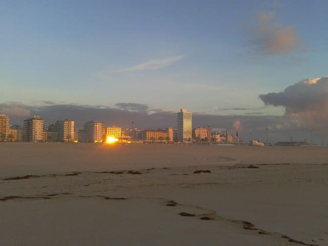 Fátima a 50 mns studio en bord de mer pour 4 pers - Figueira da Foz - Apartamento