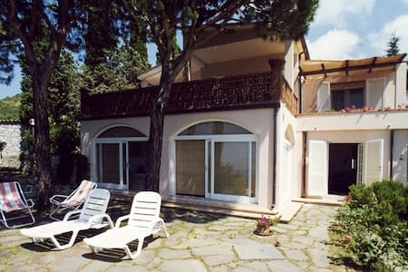 Panoramic Villa in Elba Island -  La Guardia LI - 別荘