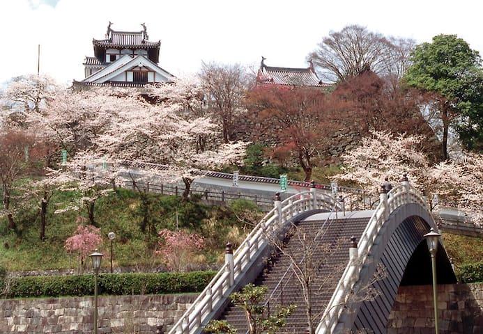 KYOTO-fukuchiyama GuestHouse - Fukuchiyama-shi - Wohnung