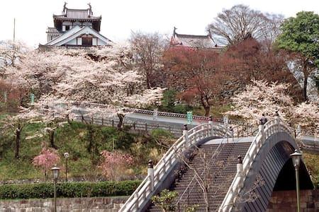 KYOTO-fukuchiyama GuestHouse - Fukuchiyama-shi - 公寓