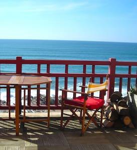 Beachfront flat, Bidart plage - Bidart - Wohnung