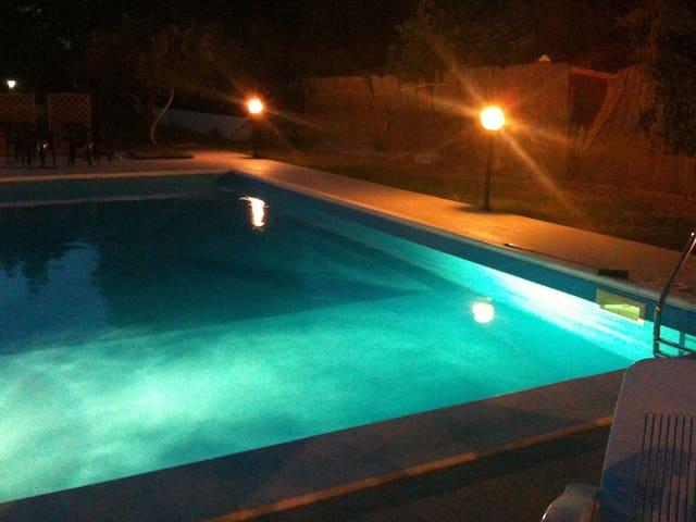 Scopello annex two beds + pool - Castellammare del Golfo - Apartament