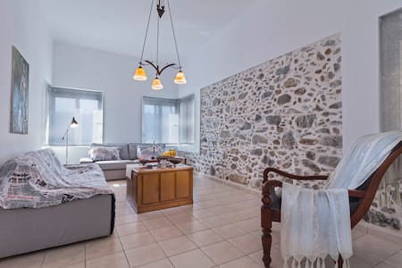 Lovely renovated traditional stone house in Chania - Chania