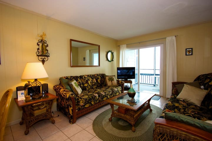 Full Oceanfront View, 2nd Floor 2 BR, Family Friendly Rates, Elevator - Garden City