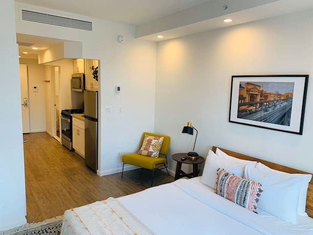 Furnished Studio Apartment