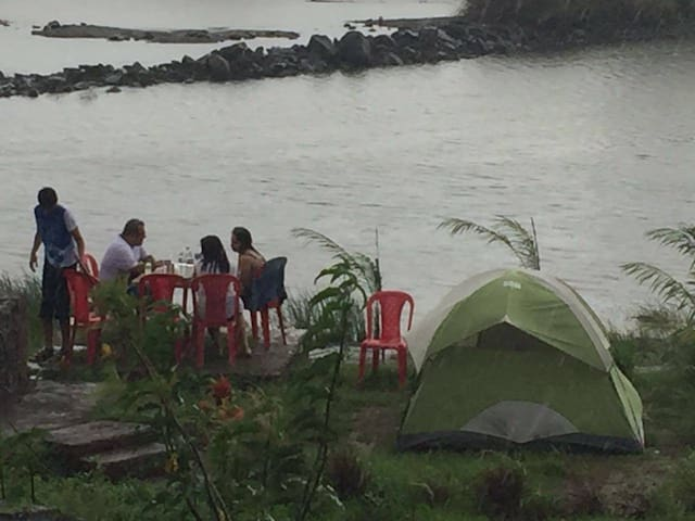 DayCamping with BBQ by Pavana River - Lonavala - Tent