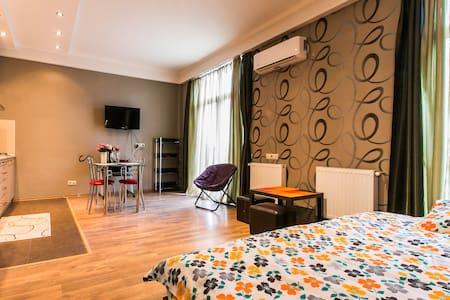 Kavtaradze st. 1a, house B, flat 6, apartment 39. - Tbilisi