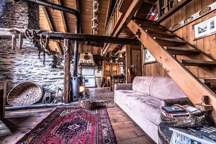Charming Mountain Home