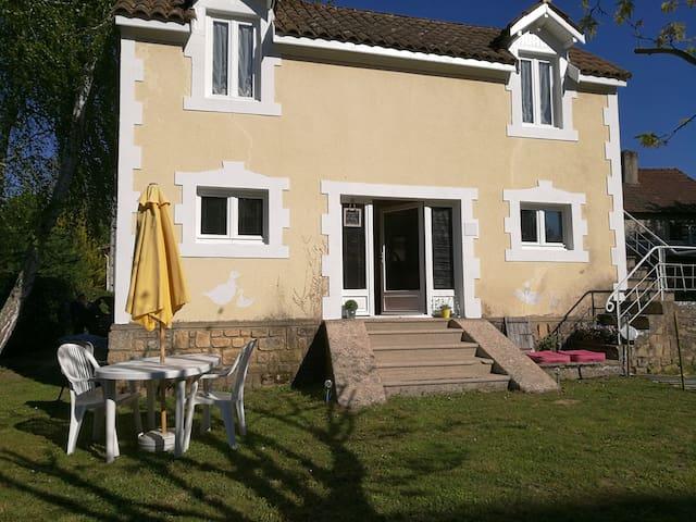 Gite Les Glycines - Siorac-en-Périgord - Tatil evi