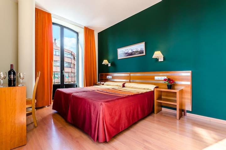Hotel GIT Mirador de Santa Ana, comodidad y precio