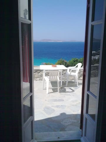 Apartment/Studio for 2 with view!  - Míkonos - Pis
