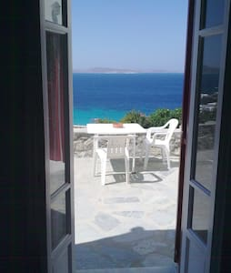 Apartment/Studio for 2 with view!  - Mykonos