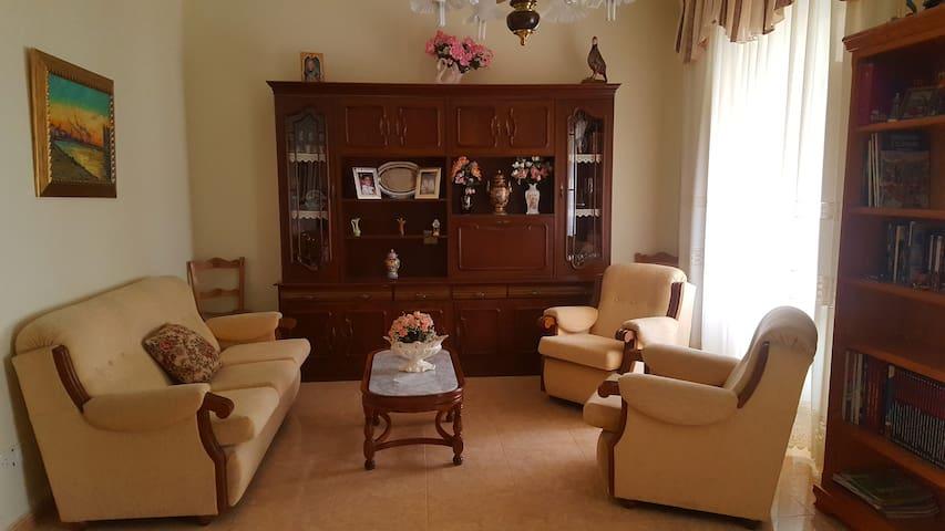 Casa particular tranquila para vivir una temporada