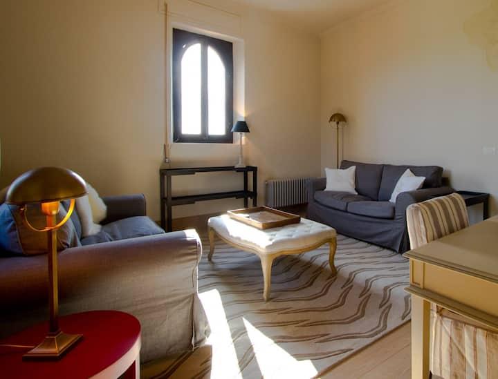 Castello di Gabiano -Superior Suite