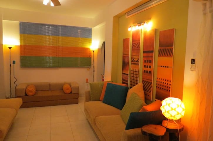 Beachwalk 2 Bed for 4+ Colombo 04 - Colombo3 - Flat