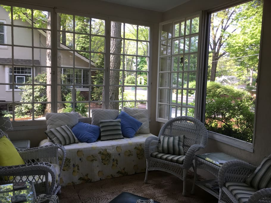 Front Porch Shared Space