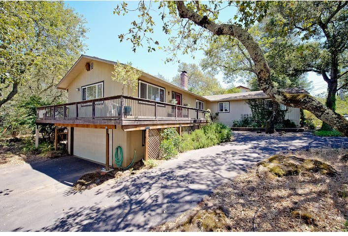 Private Sonoma Retreat with Pool - Sonoma - House