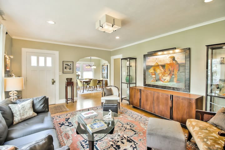 NEW! Quiet McKinley Park Home - Walk to Midtown