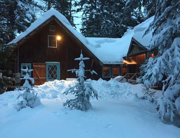 Slim Melvin House, Sugarloaf Mountain