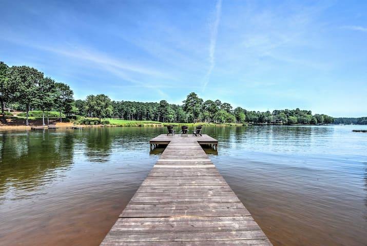 Enjoy exclusive access to Lake Oconee!