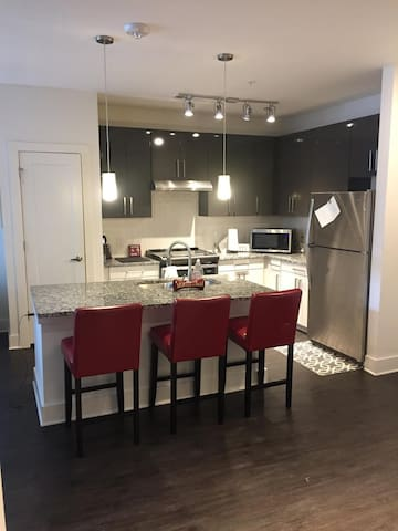 LUXURY 1BED IN DOWNTOWN ATLANTA - Atlanta - Leilighet