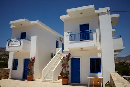 Eliana Apartments - Makry Gialos - Apartment