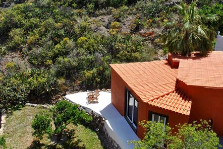 COTTAGE OVERLOOKING THE OCEAN - Granadilla de Abona - Dom