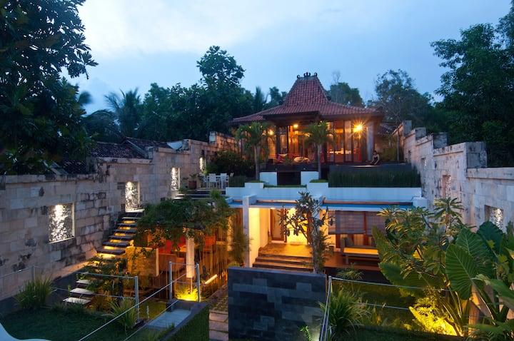 Villa Alcheringa Yogyakarta-Ocean View