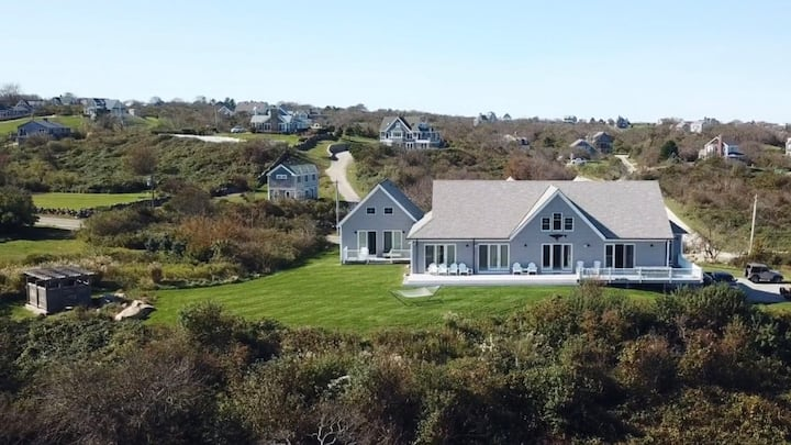 The MyLife House on Block Island