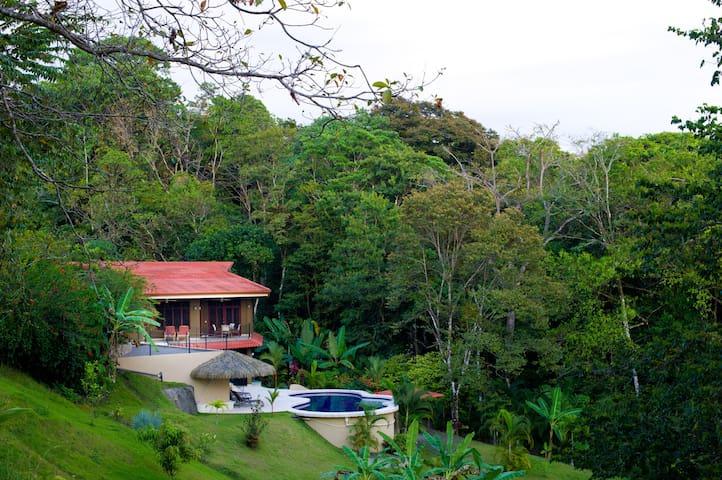 Brooks Hacienda - Manuel Antonio - Casa