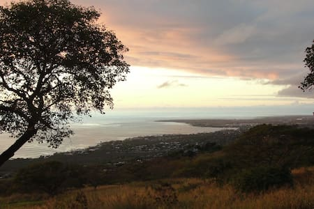 Secluded hideaway with amazing view - Hōlualoa - House