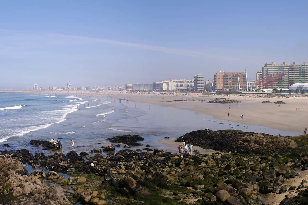 Condições de Luxo para quem procura praia - Luxury Conditions for those seeking beach