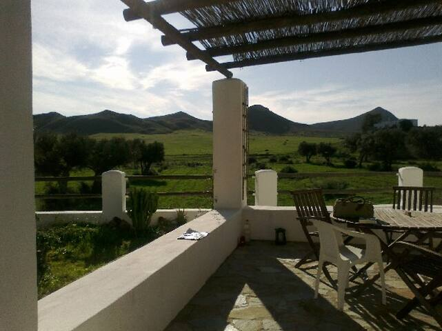 Home in Nat.Park-Great garden&views - Rodalquilar - Haus