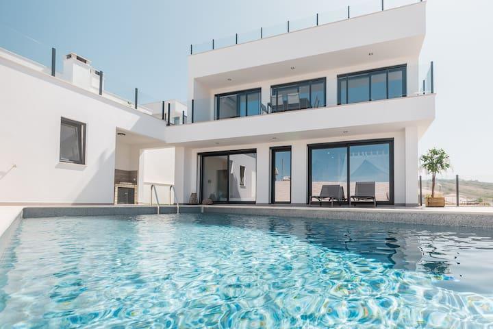 La villa Rêve d'été ( ocean view )