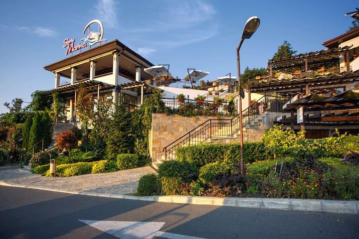 Apartments in Santa Marina Holiday Village