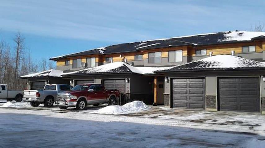Beautiful Modern Townhome in Central Dawson Creek