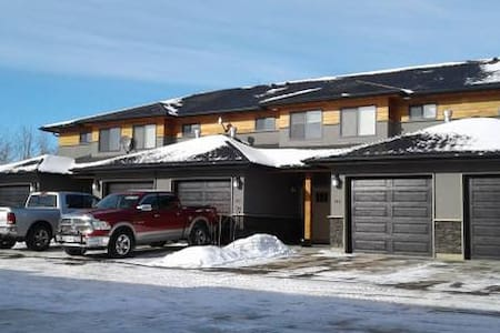 Beautiful Modern Townhome in Central Dawson Creek