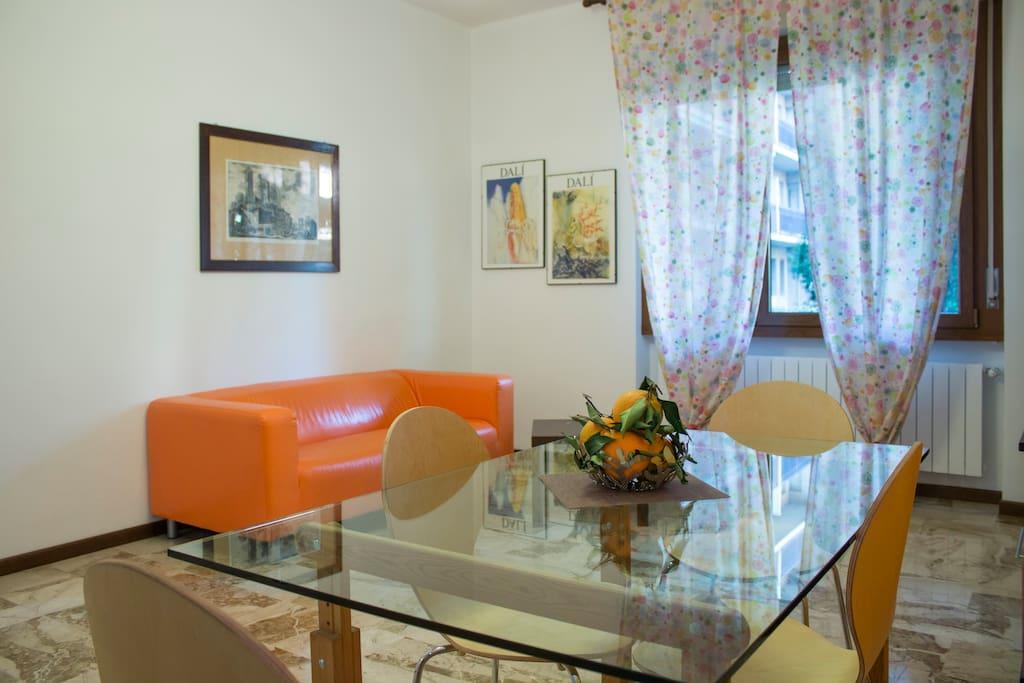 Casa mabel alloggio bergamo centro appartamenti in for Appartamenti in affitto bergamo