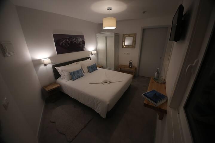 Manta Ray Lodge . Double room