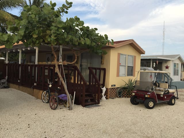 1.5 bed/1 bath Tropical Getaway in Key Largo - Key Largo - Haus