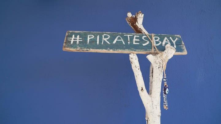 Pirates Bay - Japanese Room - Futon Bed 1