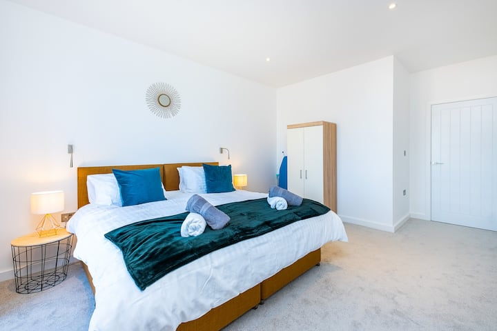 St Albans LUXURY Apartment✔ Free Parking&Wifi