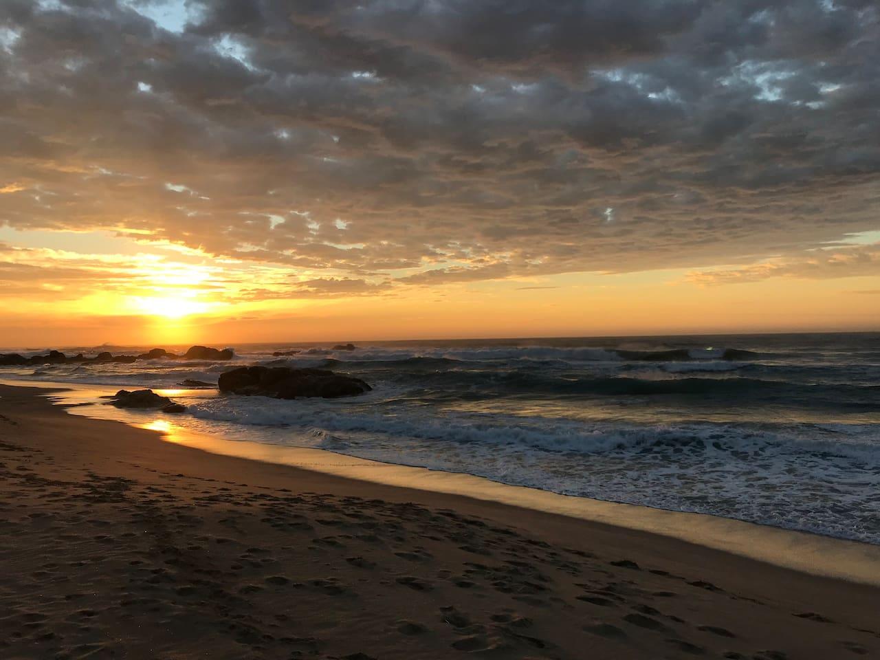 Breathtaking beaches - Southbroom beach