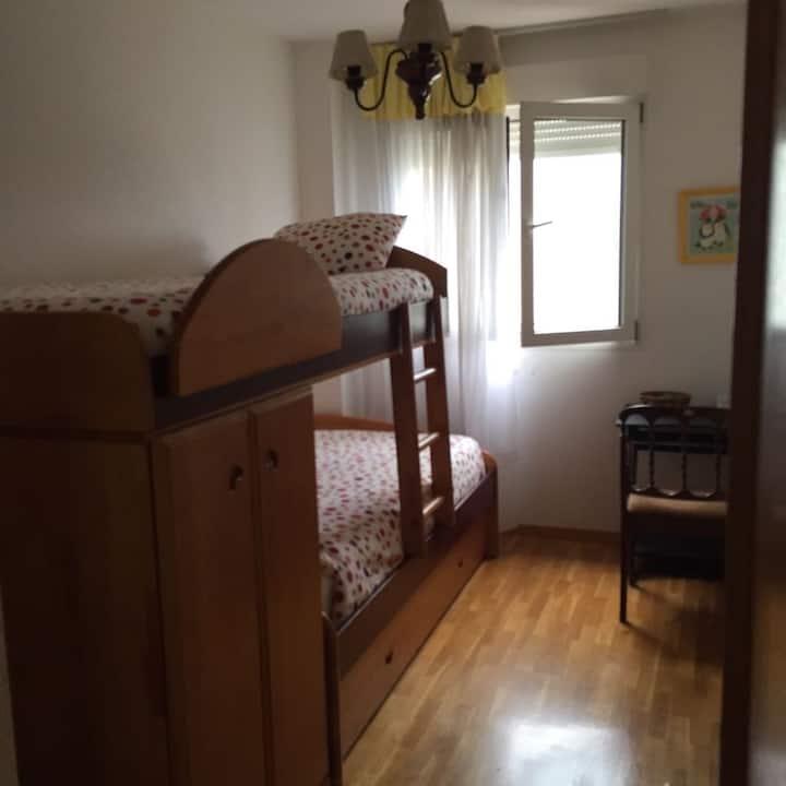 Apartamento en el centro de Ribadeo