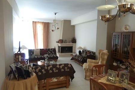 Lux Private Apartment in Sparta (ΑΜΑ 21185)