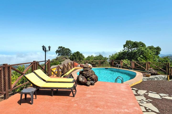 4 star holiday home in Moya