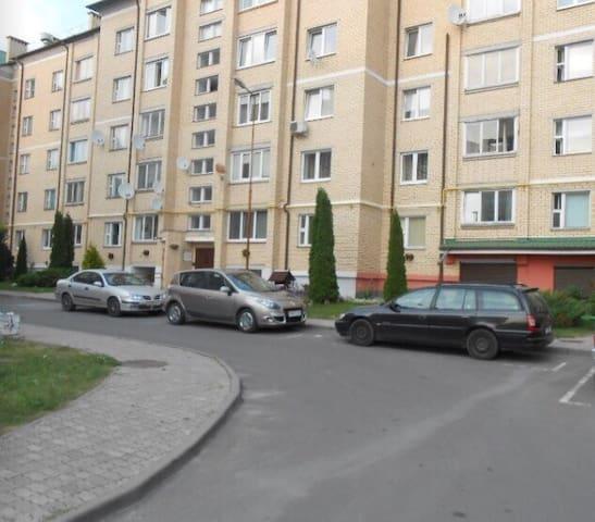 Отличная квартира на Вольной